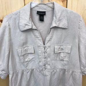 Lane Bryant camp shirt size 18/20